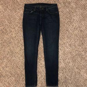 Michael Kors dark Skinny Jeans size 4